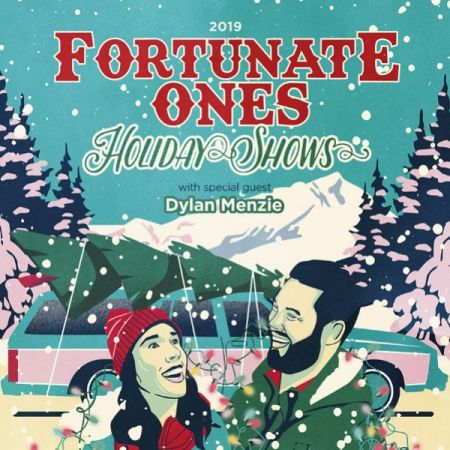 FORTUNATE ONES CHRISTMAS SHOW at Wilmot United Church Thu Dec 19 2019 at 8:00 pm